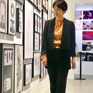 シャネルの赤と黒。「マドモアゼル プリヴェ」展へ