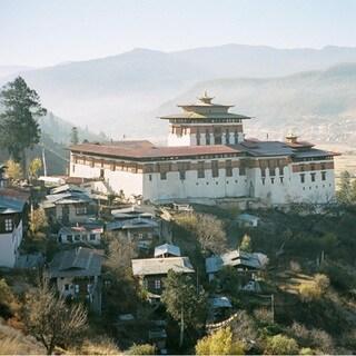ブータンと建築、そこから見える暮らし