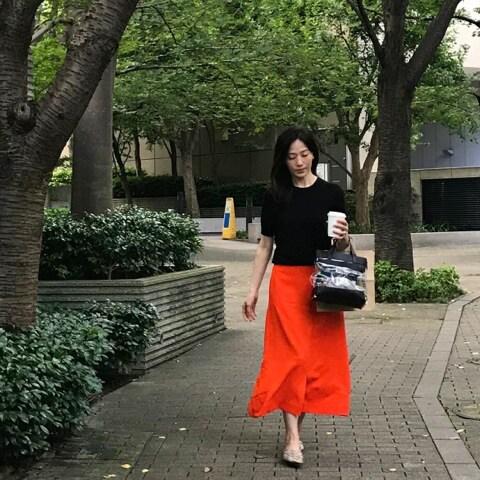 ZARAとCOSできれいめコーデ!