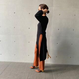 【大草直子】冬服に飽きる前に、色とデザインでフレッシュに
