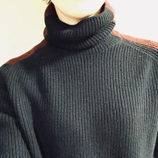 【冬のセールで買ったもの】クルチアーニのメンズニット by田中雅美