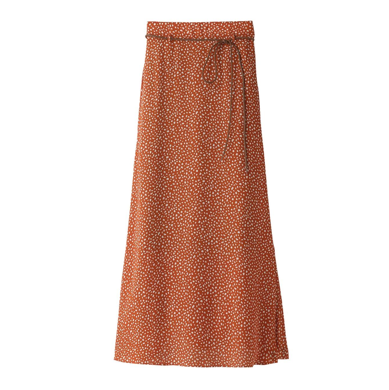 今買って秋まで着られる大人のプリントスカートを厳選!