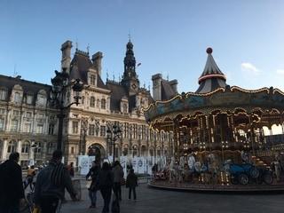 パリ暮らしを始めたわけは。