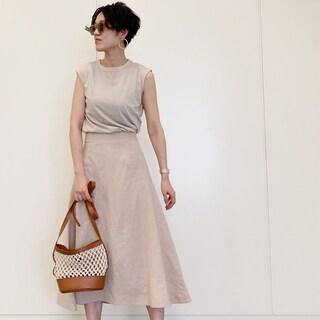 シンプル代表・ライター昼田祥子さんがセレクト!大人目線の「Tシャツスタイル」