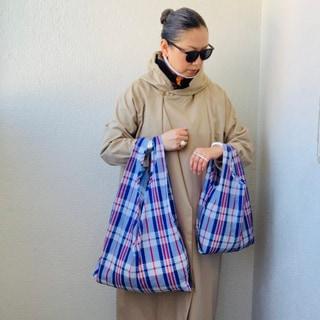 【50代ファッション】おしゃれで楽しいエコバッグを発見!