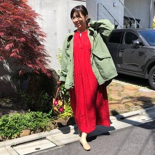 【エディターが選ぶ初夏のワンピース2選】好きな服を着て過ごすことに決めました!