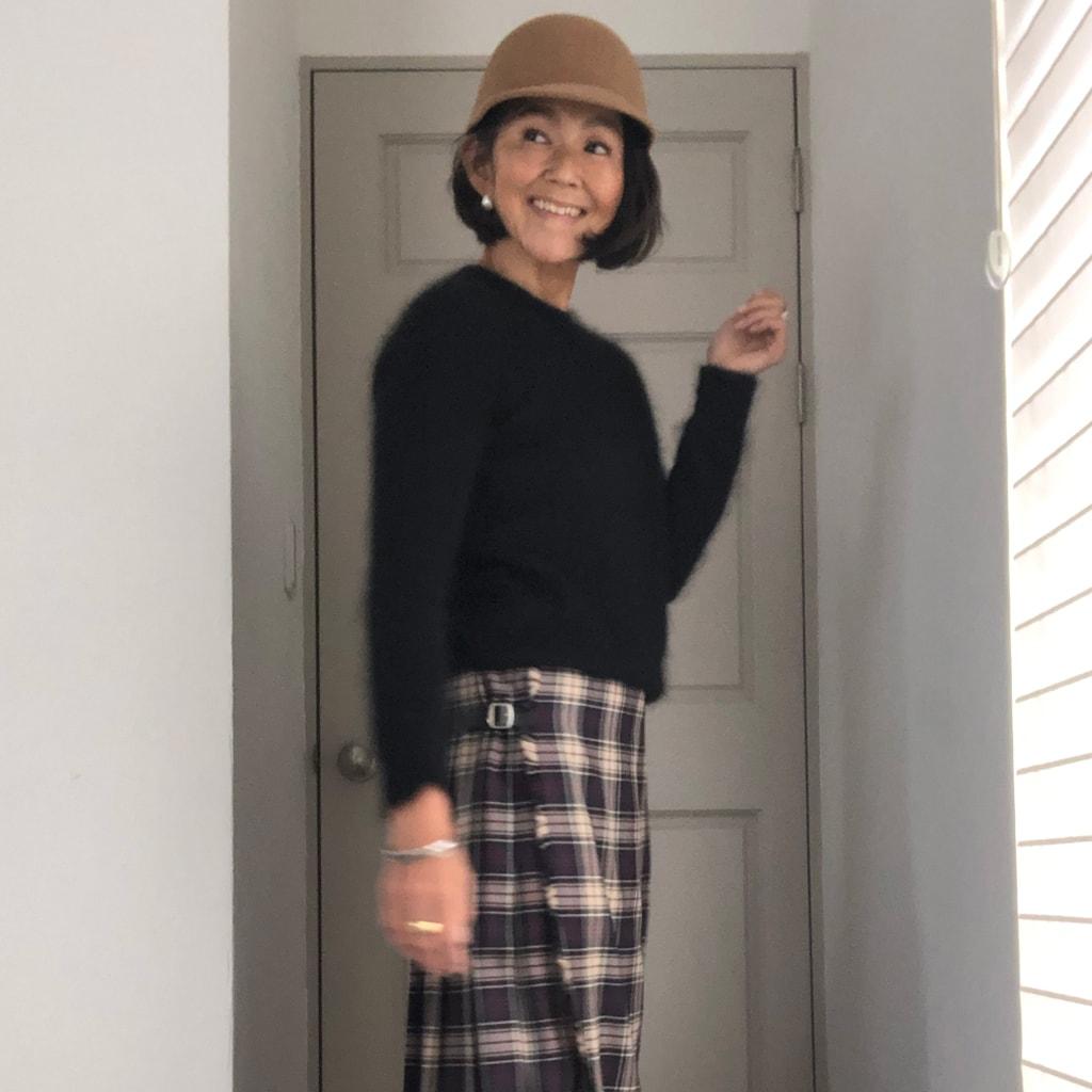 KIJIMA TAKAYUKIの帽子が、おしゃれの楽しみをまた教えてくれました