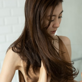 ともさかりえさん髪の悩み「若い頃から試行錯誤してきた髪質」