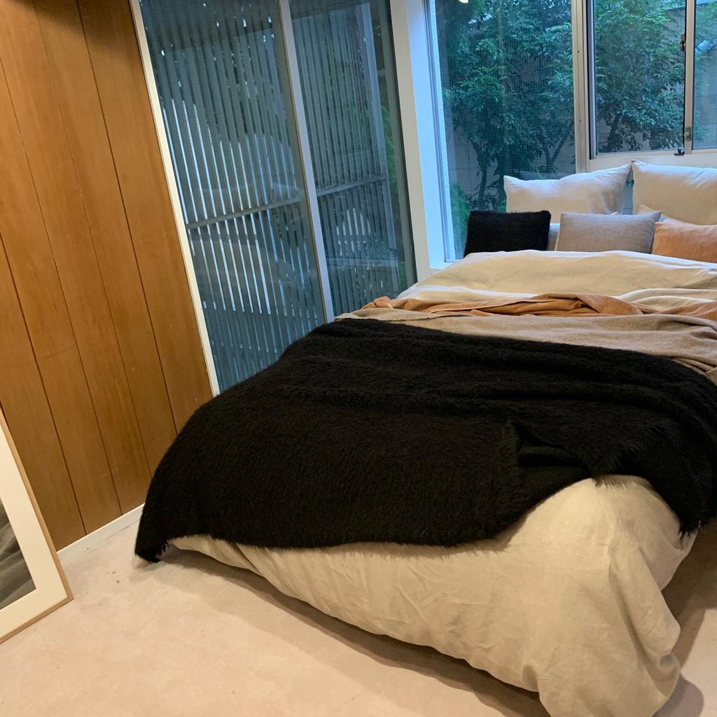 ATONの久﨑ディレクターが作る、「快適なベッド回り」