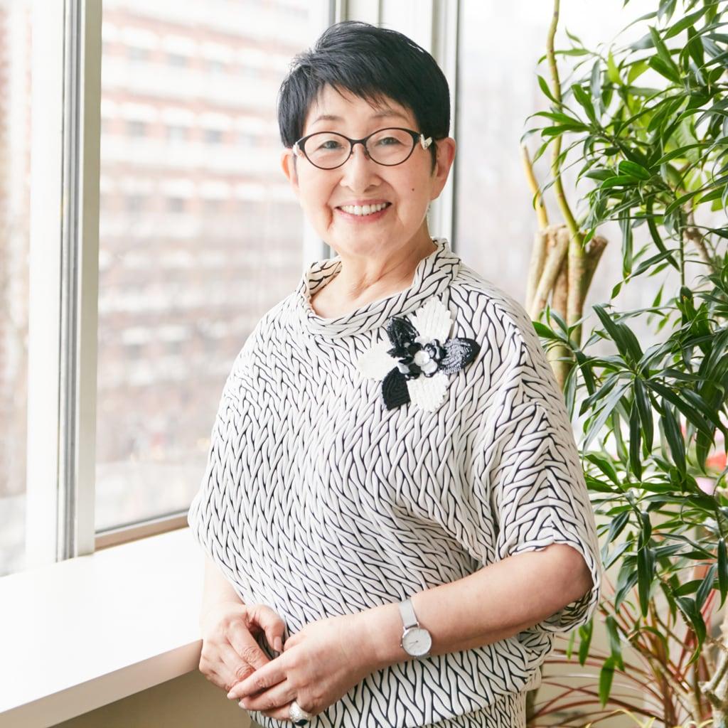 85歳の現役美容家・小林照子さんが今「女性の再教育」に力を入れる理由