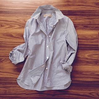 夏でも長袖シャツが好き!