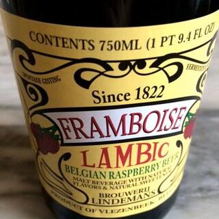 """女性が喜ぶフルーツビール、""""Lambic"""" !"""