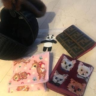 インスタグラムでひと目惚れ♡ 一年越しのバッグをついに買うことができました!