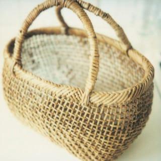 あけびの籠【今日の買い物2】