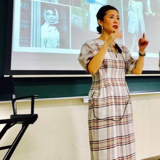 聖路加国際大学での1年生への講義を終えて