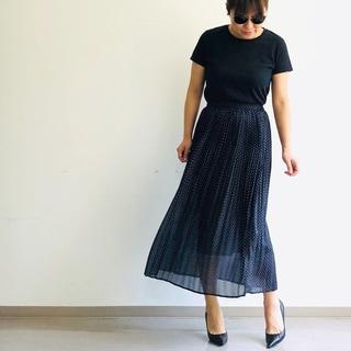 アメリカンホリックのドットスカート by望月律子