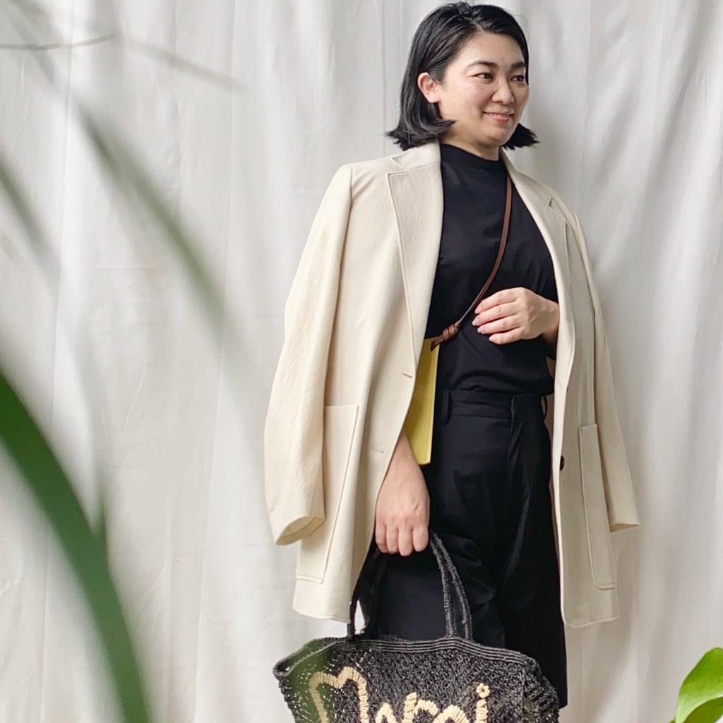 【ユニクロ着回し】大きいサイズ&ぽっちゃり体型の「夏のショートパンツ」コーデ