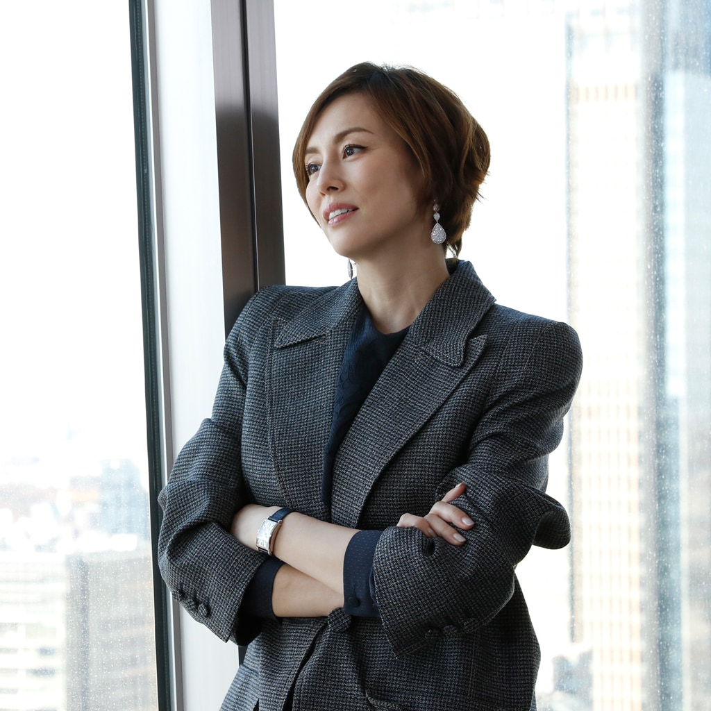 『リーガルV』米倉涼子さんが最終回を前に振り返る林遣都さんとの演技秘話