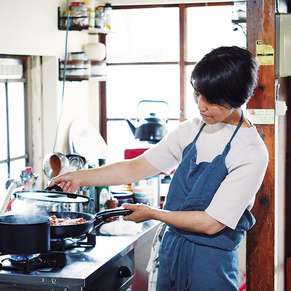 """【タサン志麻さん】子育て中の""""料理がツライ""""を軽くするの3つの考え方"""