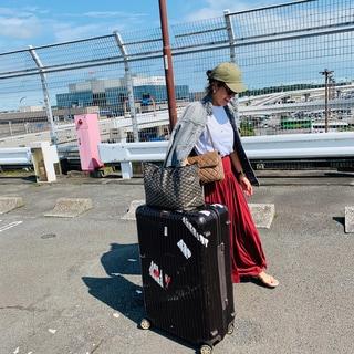 【大草直子】旅先で機嫌良く過ごすのための3つのアイテム