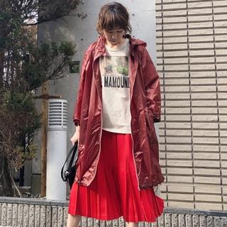 カジュアル代表・榎本洋子がセレクト! 春めきMAX! 大人の「きれい色」