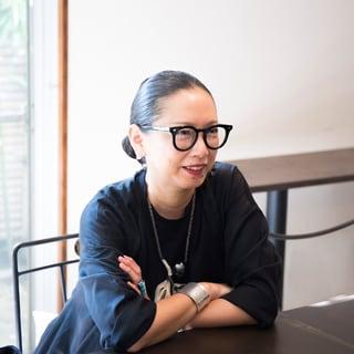 【服飾ディレクター岡本敬子さんインタビュー】ファッションはライフスタイルの中に
