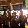 Vive la France !! フランスが喜びに包まれた日