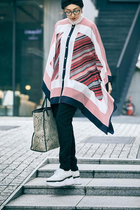 """【女優の私服】服を選ぶときの基準は""""大好きな旅に持っていける""""ことスライダー1_1"""