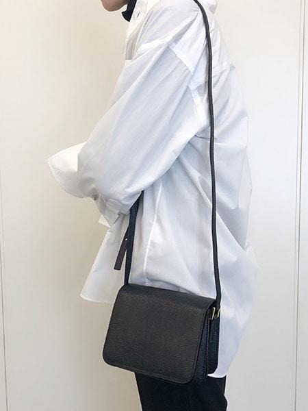 シンプル代表・ライター昼田祥子さんがセレクト! 女らしく? クールに? それぞれが思う「冬の白」スライダー1_3